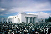 multitude stock photography | Afghanistan, Id-ul-Fitr prayers, Mazar-i-Sharif, image id 0-0-89