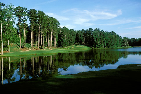 image 2-555-26 Alabama, Robert Trent Jones Golf Trail, Greenville, Cambrian Ridge, 4th hole, Sherling