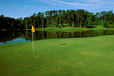 water hazard stock photography | Alabama, RTJ Golf Trail, Greenville, Cambrian Ridge, 5th hole, Sherling, image id 2-555-39