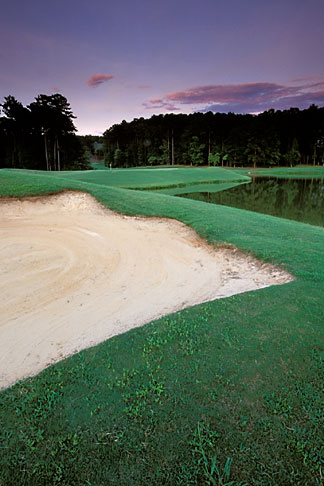 image 2-556-29 Alabama, Robert Trent Jones Golf Trail, Greenville, Cambrian Ridge, Driving Range