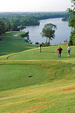 two people stock photography | Alabama, RTJ Golf Trail, Prattville, Capitol Hill, 1st tee, Judge, image id 2-557-7