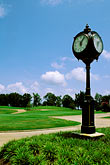 club stock photography | Alabama, RTJ Golf Trail, Prattville, Capitol Hill, Clock Tower, image id 2-565-11