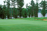 robert trent jones golf trail stock photography | Alabama, RTJ Golf Trail, Opelika, Grand National, 18th hole, Lakes, image id 2-572-20