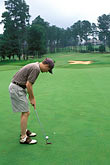 one man only stock photography | Alabama, RTJ Golf Trail, Opelika, Grand National, 8th green, Lakes, image id 2-572-6