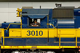 locomotive stock photography | Alaska, Anchorage, Alaska Railway, image id 5-650-3093