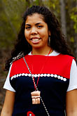 face stock photography | Alaska, Anchorage, Alaskan Native woman, image id 5-650-3464