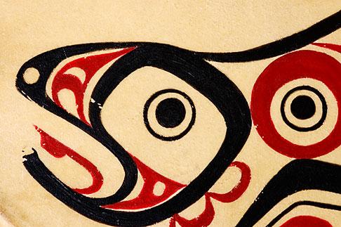 image 5-650-3561 Alaskan Art, Tsimshian design