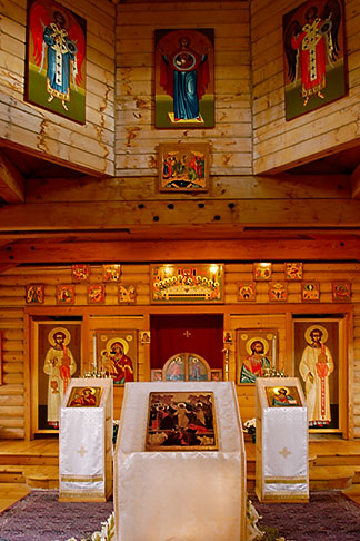 image 5-650-3758 Alaska, Kodiak, Holy Resurrection Russian Orthodox Church