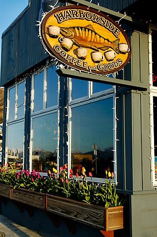 image 5-650-3848 Alaska, Kodiak, Coffeeshop