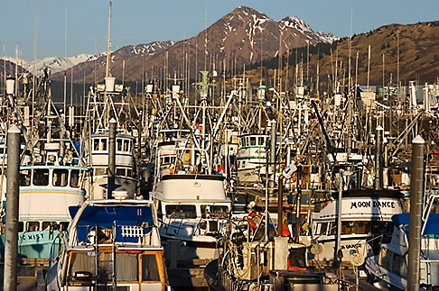 image 5-650-4085 Alaska, Kodiak, Harbor