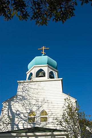 image 5-650-4304 Alaska, Kodiak, Holy Resurrection Russian Orthodox Church