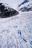 southeast alaska stock photography | Alaska, Southeast, North Sawyer Glacier, Tracy Arm, image id 8-347-19