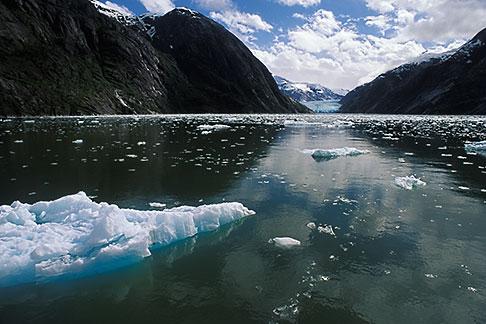 image 8-352-36 Alaska, Southeast, Endicott Arm