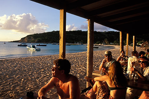 image 0-100-60 Anguilla, Sandy Ground, Johnnos Beach Bar