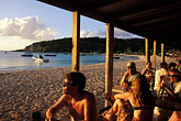 pub stock photography | Anguilla, Sandy Ground, Johnno