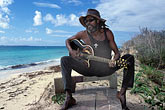 man playing guitar stock photography | Anguilla, Bankie Banx, image id 0-101-21