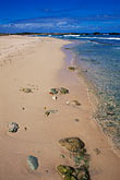 footprints on beach stock photography | Anguilla, West End Bay, image id 0-103-64