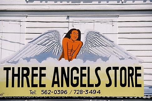 image 4-600-1 Antigua, St Johns, Three Angels Store