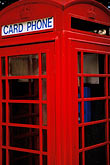 booth stock photography | Antigua, St. John�s, Telephone booth, image id 4-600-21