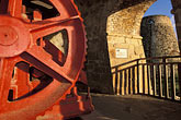 mill stock photography | Antigua, Betty s Hope, Sugar mill, image id 4-600-74