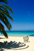island stock photography | Antigua, Dickenson Bay, Beach chair, image id 4-600-98