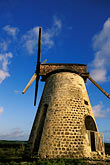 image 4-601-3 Stone windmill, side view, Bettys Hope, Antigua, Caribbean