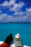 two people stock photography | Antigua, Looking over the waters, image id 4-601-54