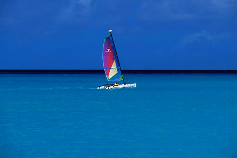image 4-602-57 Antigua, Sailing