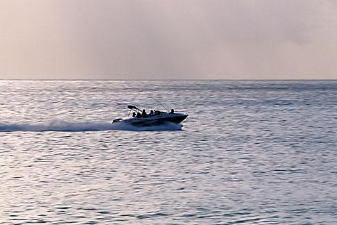 image 4-603-42 Antigua, Motorboat