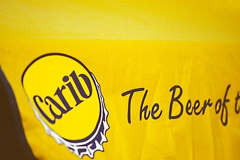 image 4-604-40 Antigua, Carib beer