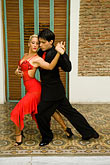 color stock photography | Argentina, Buenos Aires, Tango dancers, image id 8-801-5501