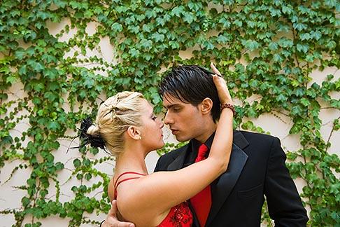 image 8-801-5609 Argentina, Buenos Aires, Tango dancers