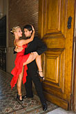 perform stock photography | Argentina, Buenos Aires, Tango dancers, image id 8-801-5626