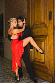 two people stock photography | Argentina, Buenos Aires, Tango dancers, image id 8-801-5628