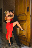 perform stock photography | Argentina, Buenos Aires, Tango dancers, image id 8-801-5629