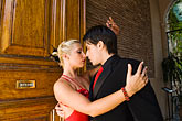 color stock photography | Argentina, Buenos Aires, Tango dancers, image id 8-801-5651