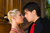 concentration stock photography | Argentina, Buenos Aires, Tango dancers, image id 8-801-5656