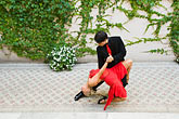 color stock photography | Argentina, Buenos Aires, Tango dancers, image id 8-801-5672