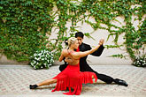 color stock photography | Argentina, Buenos Aires, Tango dancers, image id 8-801-5678
