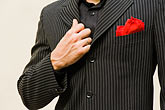 handkerchief stock photography | Argentina, Buenos Aires, Tango dancer, closeup, hands and torso, image id 8-801-5811