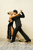 colour stock photography | Argentina, Buenos Aires, Tango dancers, image id 8-801-5838