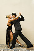 colour stock photography | Argentina, Buenos Aires, Tango dancers, image id 8-801-5840