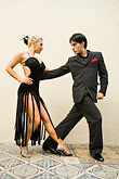 colour stock photography | Argentina, Buenos Aires, Tango dancers, image id 8-801-5842