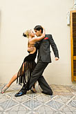colour stock photography | Argentina, Buenos Aires, Tango dancers, image id 8-801-5856