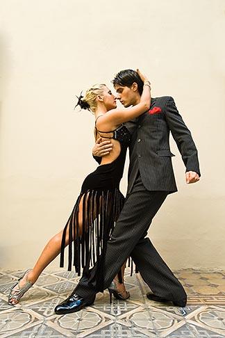 image 8-801-5858 Argentina, Buenos Aires, Tango dancers