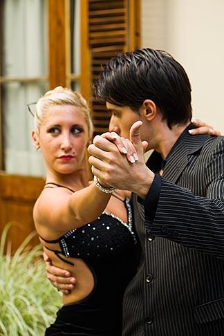 image 8-801-5862 Argentina, Buenos Aires, Tango dancers
