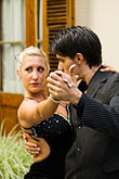 colour stock photography | Argentina, Buenos Aires, Tango dancers, image id 8-801-5862