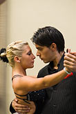 color stock photography | Argentina, Buenos Aires, Tango dancers, image id 8-801-5864