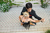 color stock photography | Argentina, Buenos Aires, Tango dancer, image id 8-801-5979