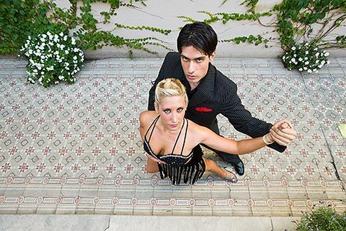 image 8-801-5981 Argentina, Buenos Aires, Tango dancers